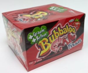 Bubbaloo fresa gum 50pcs