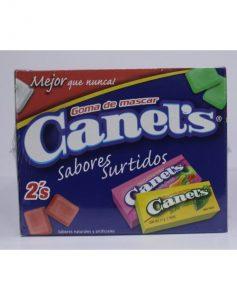 Canels 2's gum