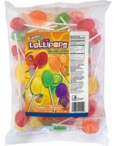 Canels lollipop 120pcs