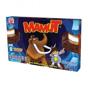 Gamesa mamut 8pcs