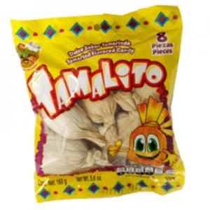 Tamalito tamarindo 8pcs