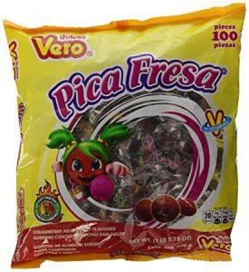 Vero Pica Fresa 100pcs
