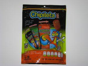 Chipileta Mixta 30pcs