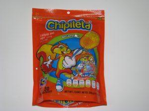 Chipileta Orange 30pcs