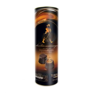 Dark Chocolate With Johnnie Walker Blended Scotch Wisky Filling 200g