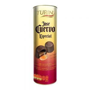 Jose Cuervo Especial Dark Chocolate With Tequila Filling Net 200g