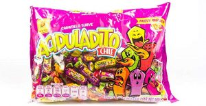 Aciduladito Sweet&Sour Chewy Candy With Chili 100pcs