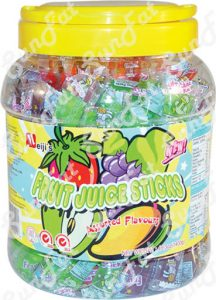 Fruit Sticks Assorted Fruit 90pcs.